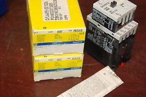 Square D, PD2.11E, Ser. B, Lot of 2, 8502, 110V, 50/60Hz, New in Box
