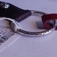 Brighton U Rock Leather Stretch Belt Sizes 30, 32 B60209