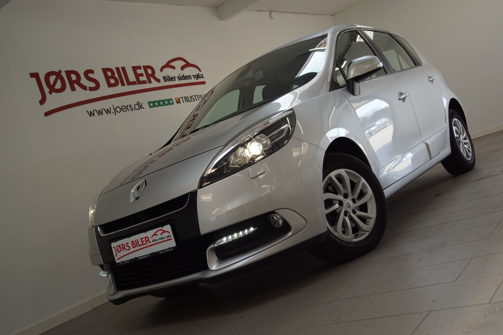 Renault Scenic III 1,5 dCi 110 Expression 5d - 94.800 kr.