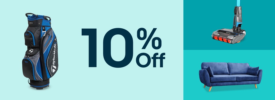 - Step into Spring with 10% Off