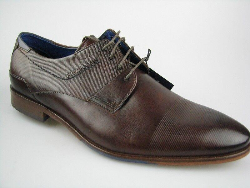 Daniel Hechter 811-21903 Affaires Chaussure D-Marron Cuir Taille 42