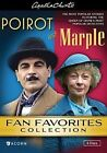 Suchet McEwan Agatha Christie S Poirot Marple Fan Favorites 2013 DVD