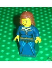 Lego Castle Queen Knights Minifigs Female Princess 7093