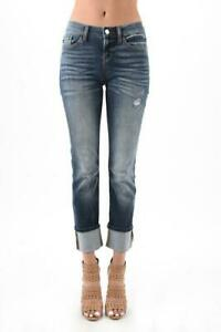 Distressed-Straight-Leg-Cuffed-Jeans-by-Judy-Blue-Dark-Blue-Plus
