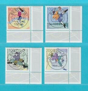 Bund-aus-1997-gestempelt-MiNr-1898-1901-Sport-Ecke-unten-Rechts