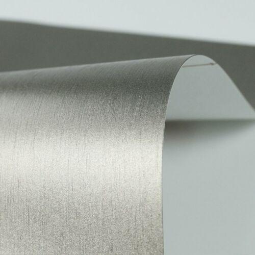 Film Alu Brosse vinyle adhesif covering 3M DI NOC ME-904 122x50cm
