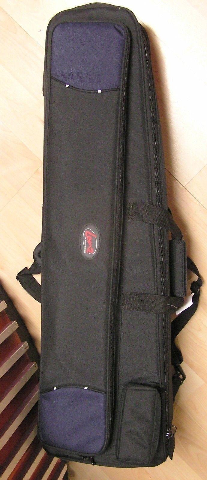 Gig-Bag Tasche für Posaune, Quartposaune, Fabrikat  Lenz, Modell  FMB-BTB, 27cm