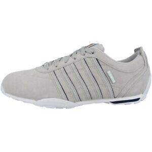 K-swiss Arvee 1.5 Sde Sneaker Sport Chaussures Loisirs Baskets Gray 03278-089-afficher Le Titre D'origine