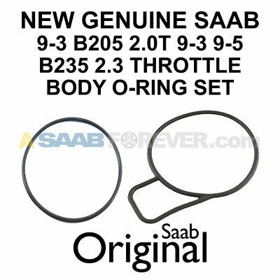 Fits Saab 9-5 9-3 Throttle Housing O-Ring 2.3L l4 Genuine Saab 49 40 698