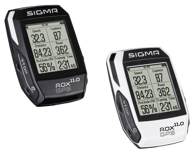 Sigma Rox GPS 11.0 set bicicleta equipo navegación Ant calorías altura frecuencia Cochedíaca