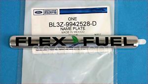 BRAND NEW OEM FLEX FUEL EMBLEM FOR TAILGATE 2011-2016 FORD F-350  BL3Z-9942528-D