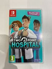 Two Point Hospital (Nintendo Switch, 2020)