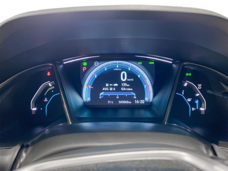 Honda Civic 1,5 VTEC Turbo Executive CVT - billede 11