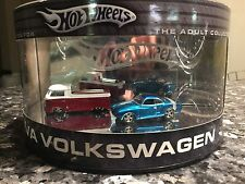 Hot Wheels Viva Volkswagen Car Set Limited Edition #H8592 New in Pack 2005 1:64