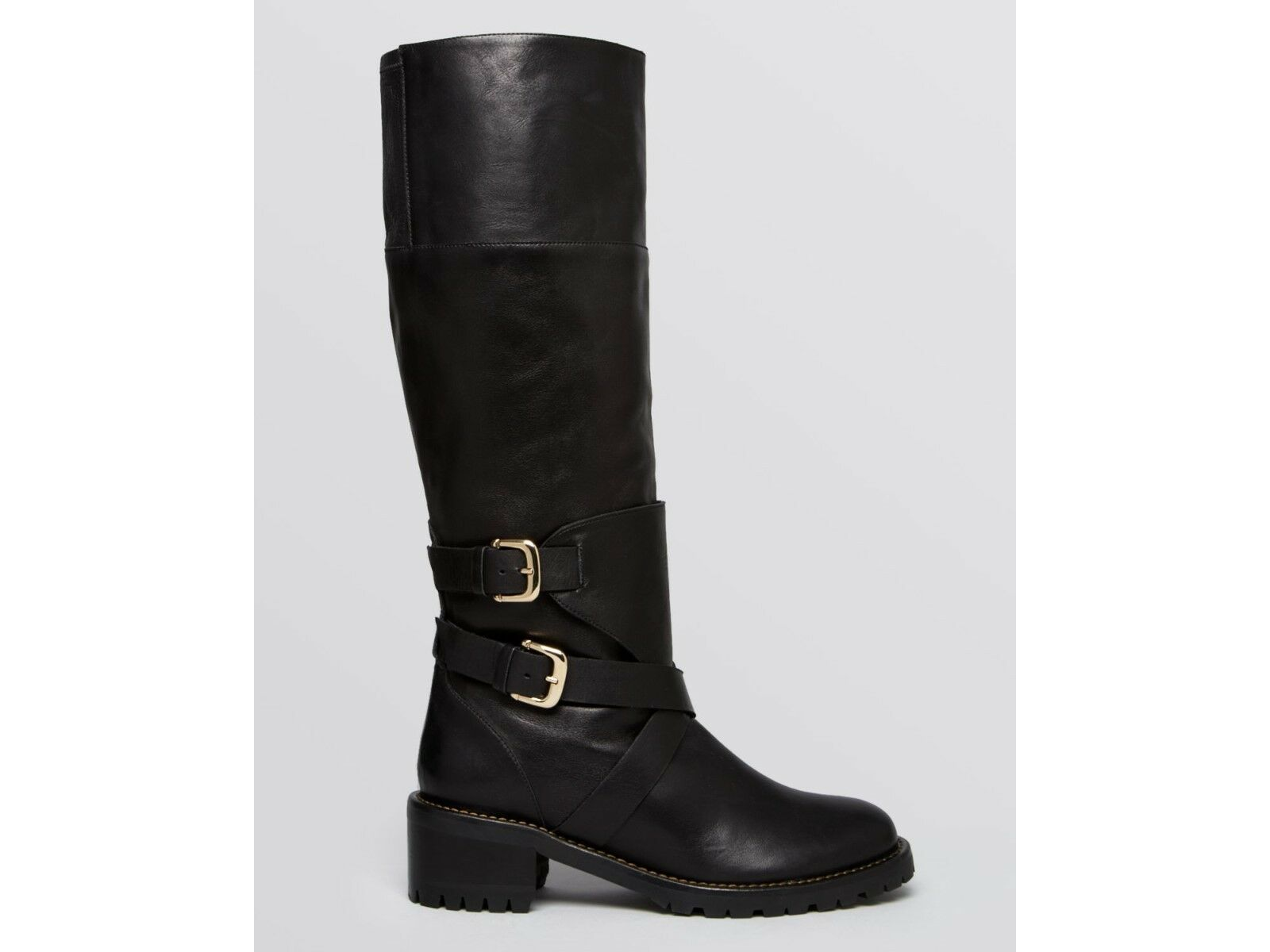 Dana Davis Stiefel Leather Madison Platform Lug Sole Stiefel Madison Leather 39469c