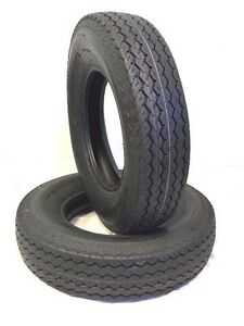 2 New St 175 80d13 Boat Trailer Tire 175 80 13 Two New Tires Only No