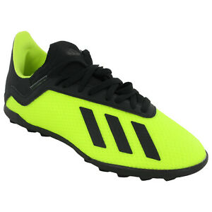 Dettagli su Adidas x Tango 18.3 Tf J Calcio Scarpe Sportive Junior Astro DB2423