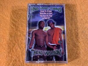 B6-67 YONG YANG TWINS Thug Walkin' .. SEALED .. PARENTAL ADVISORY .. 2000