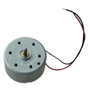 1700-7300RPM 1.5-6.5V High Torque Cylinder Electric Mini DC Motor L2G8 4894462418512