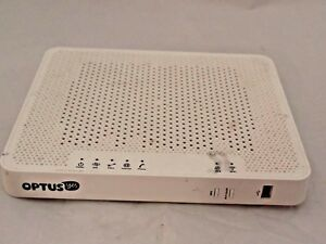 Details about SAGEMCOM F@ST 3864OP NBN IMS OPTUS YES! WIRELESS ROUTER MODEM  ADSL (WHITE)