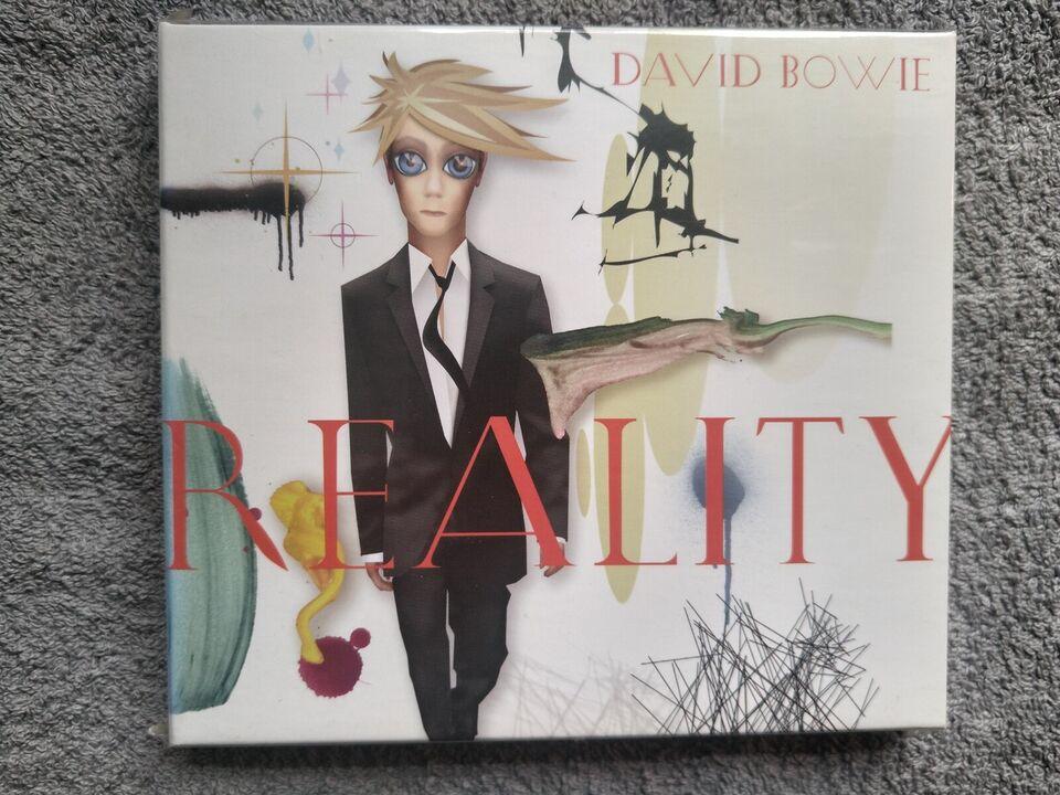 David Bowie: Reality, rock