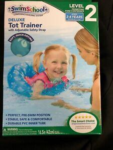 Swim School Aqua Tot Trainer New Free Shipping