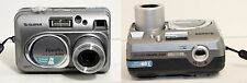 Fujifilm FinePix A Series A205 2.0 MP Digital Camera 3x Optical Zoom - Silver