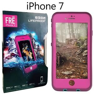 sports shoes 1ea6c 3d72d Details about Lifeproof FRE Waterproof for iPhone 7 4.7