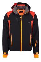 Spyder Men's 153030-001 Ski Jacket Bromont Jacket Black