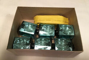 GE-MagiCubes-Six-Pack-New-4-Sided-Flashes-amp-Roll-Of-110-Film