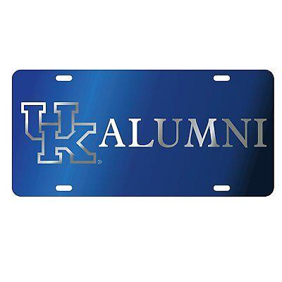 University Of Kentucky Wildcats Mirrored Alumni License
