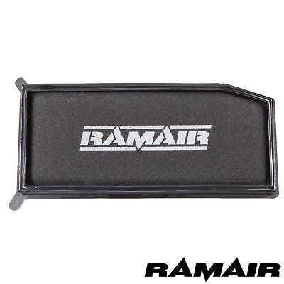 Amabile Ramair Ricambio In Schiuma Pannello Filtro Dell'aria Per Renault Clio Mk4 Rs & Trophy-