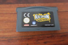 RAYMAN RAVING RABBIDS       -----   pour GAME BOY ADVANCE