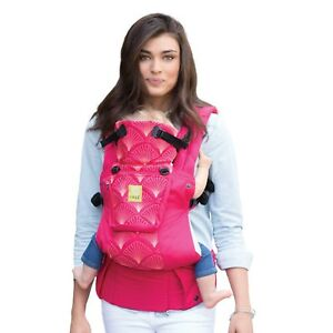 lillebaby-Complete-Embossed-6-in-1-Baby-Carrier-Coral