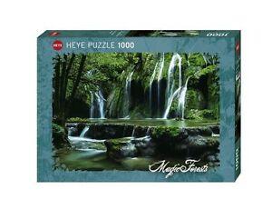 HEYE CASCADES JIGSAW PUZZLE HY29602 - Heye Puzzles 1000 PIECE