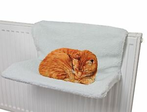 CAT-DOG-PUPPY-PET-RADIATOR-BED-WARM-FLEECE-BEDS-BASKET-CRADLE-HAMMOCK-ANIMAL