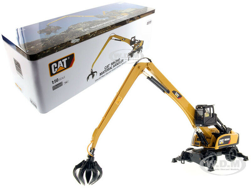 CAT CATERPILLAR 3049 MATERIAL HANDLER 1/50 BY DIECAST MASTERS 85919