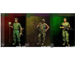Resin Kit 316 1//35 US Female Soldier