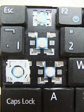 ACER ONE ZG5 REPLACEMENT BLACK UK KEY AEZG5E00110 Keyboard Clips Rubber