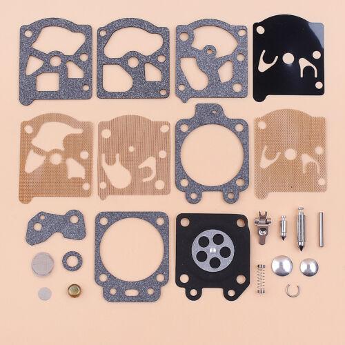 Carb Rebuild Repair Kit fit HUSQVARNA 51 55 Rancher Scie Walbro WT-170 carburateur