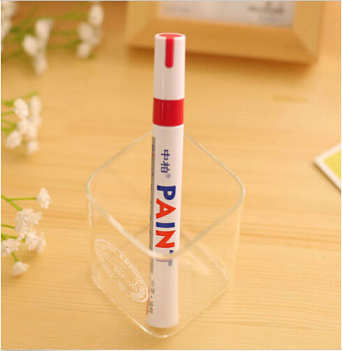 Refit Waterproof Permanent Paint Marker Pen Car Tire Tread Rubber For Universal