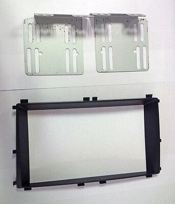 AV 2DIN DVD Dashboard frame 3p For Kia Forte & Koup & 5d