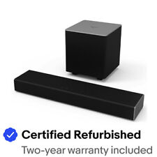 VIZIO 2.1 Soundbar with Wireless Subwoofer - SB2021n-G6 (Certified Refurbished)