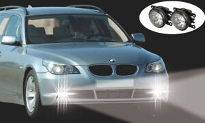led tagfahrlicht led nebelscheinwerfer bmw 5er 2003. Black Bedroom Furniture Sets. Home Design Ideas