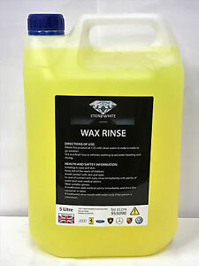 Spray On Rinse Off Car Wash