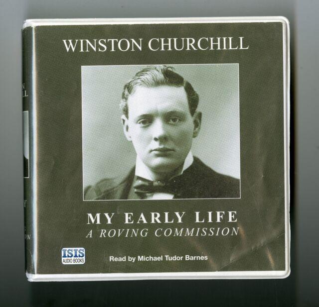Winston Churchill: My Early Life -  Unabridged Audiobook - 12CDs