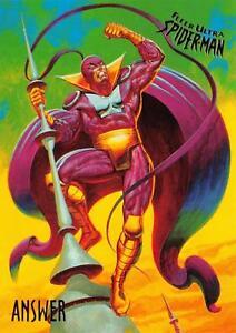 ANSWER-Spider-Man-Fleer-Ultra-1995-BASE-Trading-Card-03