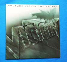 "Victory - Culture Killed The Native - (LP Vinyl NM-) Hard Rock, Heavy Metal 12"""