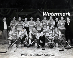 NHL-1930-31-Detroit-Falcons-Red-Wings-Team-Picture-8-X-10-Photo-Picture
