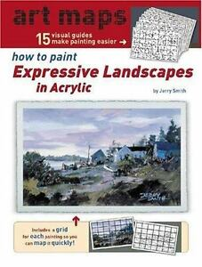 How-to-Paint-Expressive-Landscapes-in-Acrylic-Art-Maps-Series-ExLibrary